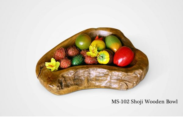 RM135 SHOJI Wooden BOWLL Edit (Custom)