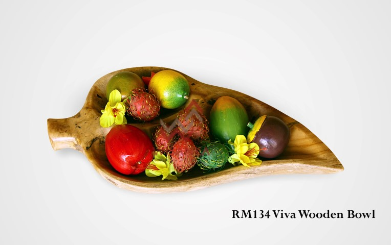 RM134 VIVA WOODEN BOWL Edit (Small)