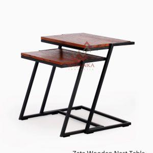 Zeta Table Nestng Table