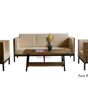Axia Reclaimed Living Set