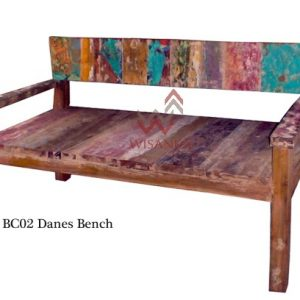 BC 02 Danes Wooden Bench