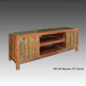 Maulus Wooden TV Stand