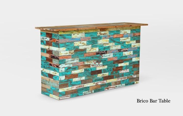Brico Bar Table (Small)