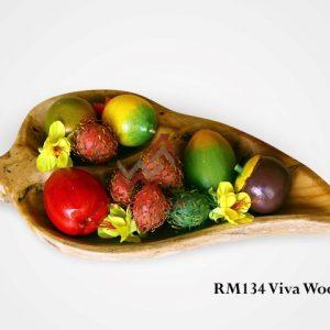 Viva Wooden Bowl