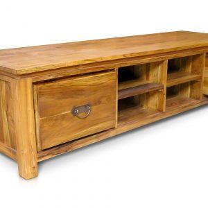 Kushi reclaimed tv table