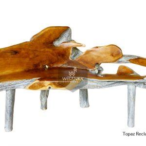 Topaz Reclaimed Teak Chair