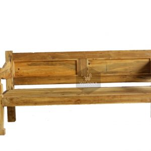 Sumba Reclaimed Teak Bench