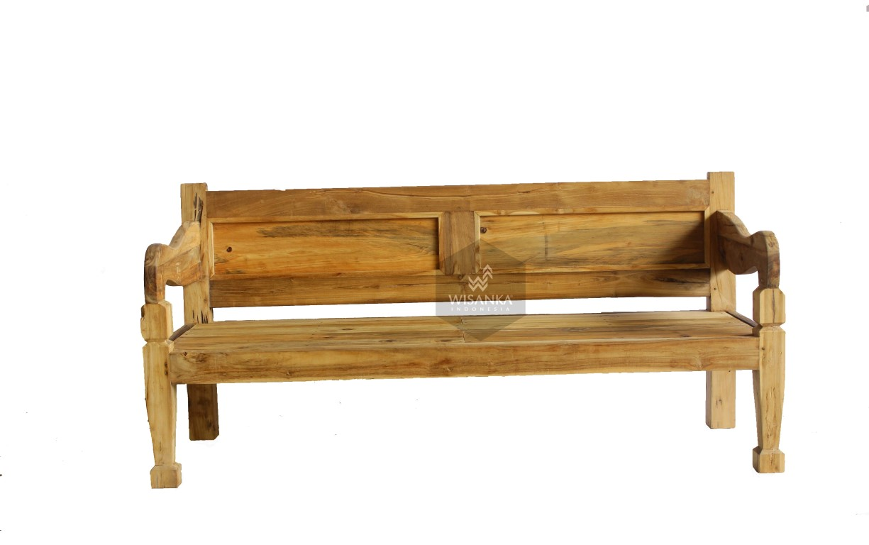 Sumba Reclaimed Teak Bench