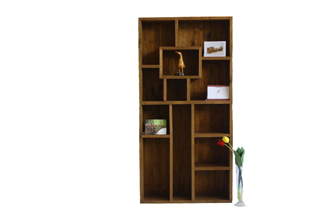 Tanaka Teak Bookshelf