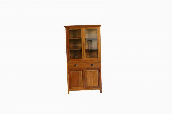 Minato Teak Wood Cabinet